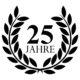 Lorbeerkranz 25 Jahre Jubiläum