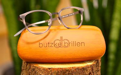 rund modern Brille